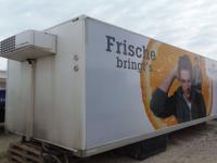 HŰTŐS-MÉLYFAGYASZTÓS DOBOZ 6.90M FELÉPÍTMÉNY